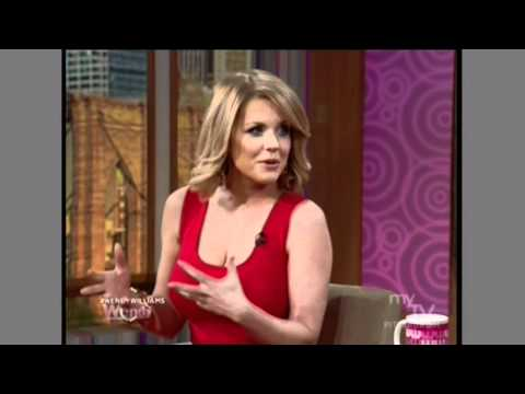 Carrie Keagan on The Wendy Williams .