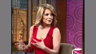 Carrie Keagan on The Wendy Williams Show.