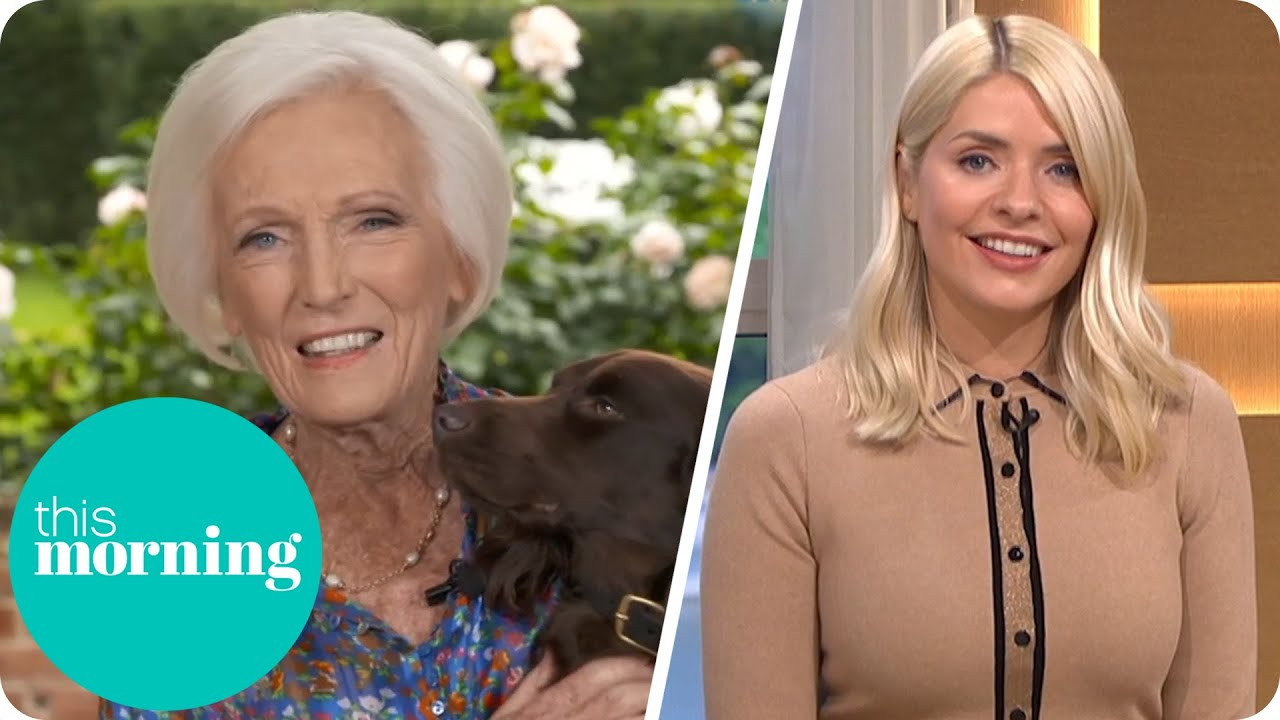 Mary Berry On Keeping In Touch With Widow Friends In Lockdown | This Morning
