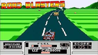 RoadBlasters NES/Dendy прохождение [171]