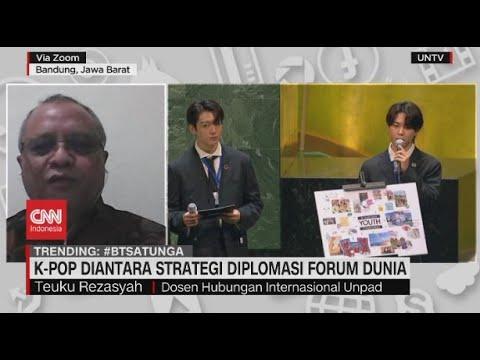 Download K-Pop Diantara Strategi Diplomasi Forum Dunia