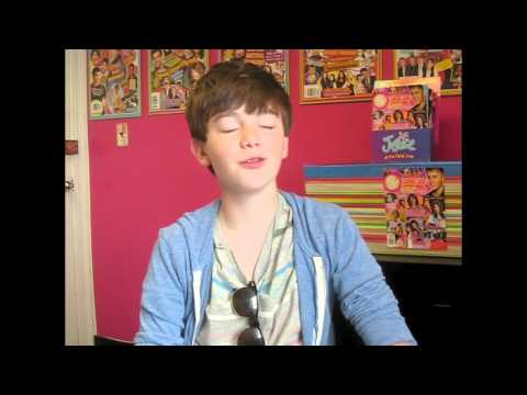 The Truth About Working with NICK JONAS from GREYSON CHANCE!