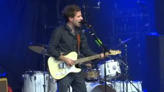Dawes start set to open Hozier Detroit show at Meadow Brook Music Fest--Things Happen--2015-07-29