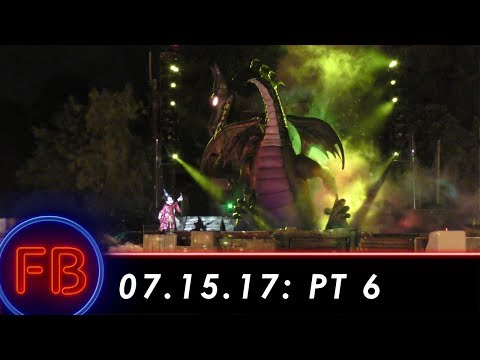 Fantasmic 2.0 and D23 2017 discussion with Ian | 07-15-17 Pt. 6 [DL]
