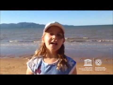 Sydney #MyOceanPledge Great Barrier Reef World Heritage marine site