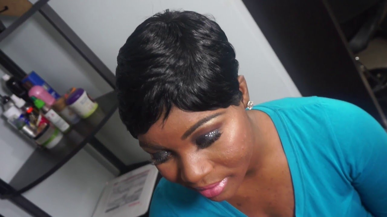 27 piece Quick Weave Easy cut and style 2016 - YouTube