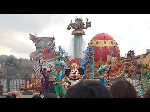 【クリスマス花火】東京ディズニーシー
