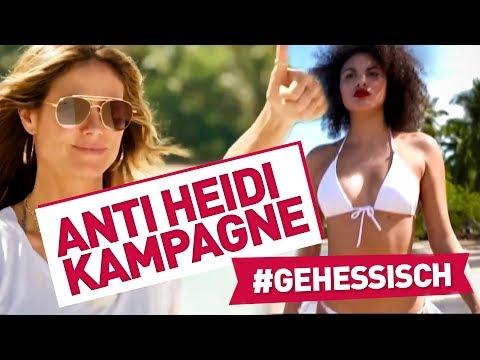#gehessisch Nr. 3: Heidi Klum,  ein Heimatminister und garantiert dopingfreier Sport für Russland.