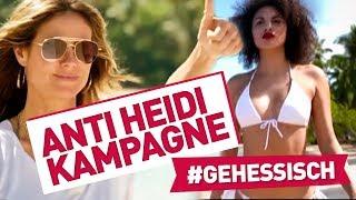 #gehessisch Nr. 3: Heidi Klum, ein Heimatminister und garantiert dopingfreier Sport für Russland