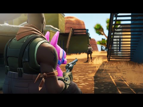 THE WILD WEST | A Fortnite Short Movie