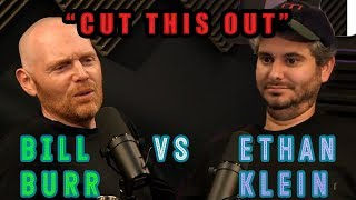 Body Language Drama: BILL BURR vs H3H3😲