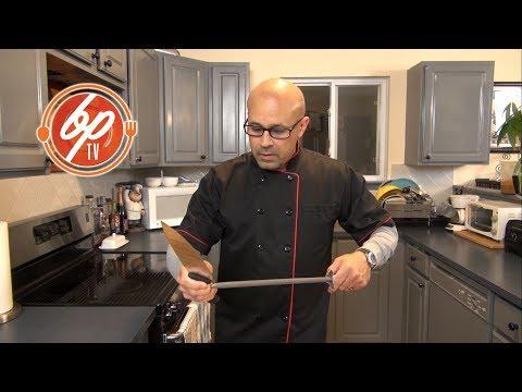 Como Afilar Cuchillos - El Uso De La Chaira Y Sus Propiedades