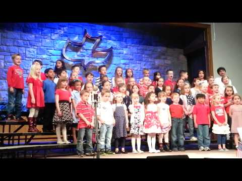 Calvary Christian Academy spring program 2013