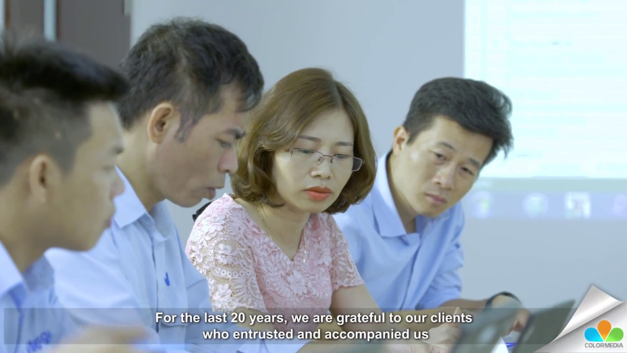 Phim doanh nghiệp Taikisha Việt Nam - PDN012