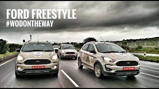 Ford Freestyle Travelogue. Pune - Gokarna - Goa - Pune
