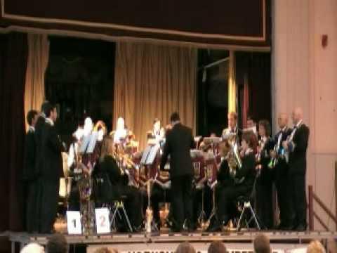 Emley Brass Band Sing Sing Sing Malton 08