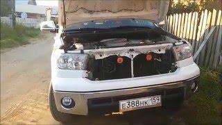 Металлоупрочнение ЦПГ двигателя Toyota Tundra 2010 г в.  г. Чайковский, Пермский край, состав НТ-10