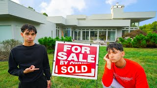 WE SOLD OUR HOUSE..