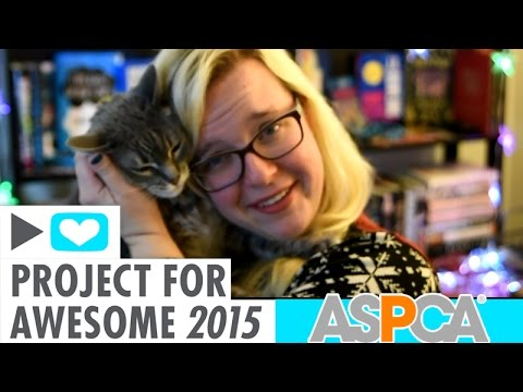Project for Awesome 2015 :: ASPCA    #p4a