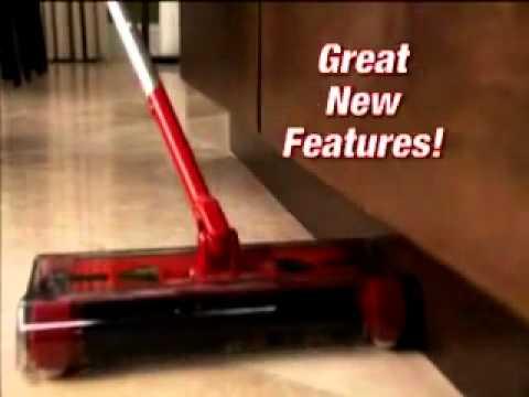 swivel sweeper doovi. Black Bedroom Furniture Sets. Home Design Ideas