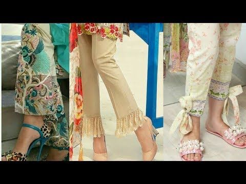 New Trendy Ladies Pant Design // New Pant Trouser Style 2017