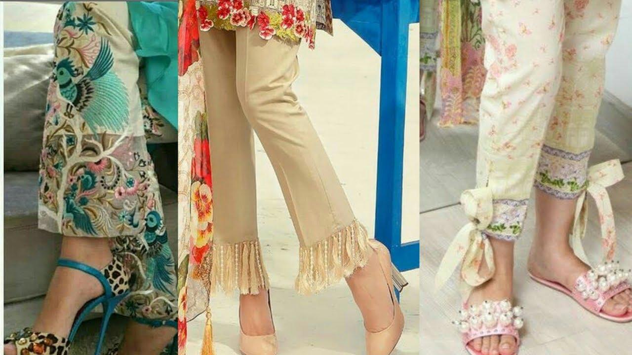 New-fashion slacks - what is it