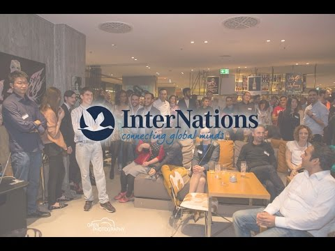 Internations Frankfurt Event - with EVINTRA & Open Photography
