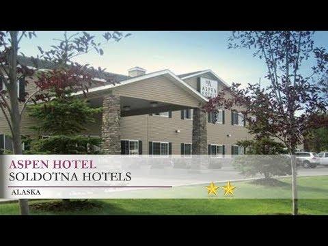 Aspen Hotel - Soldotna, Alaska