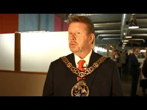 Councillor Stephen Mann Mayor of Haringey | Workspace Commerce | Co-Working Office Space