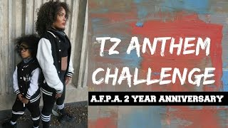 TZ ANTHEM CHALLENGE | JUJU ON THAT BEAT 2016 | LITTLE & LARGE DUO