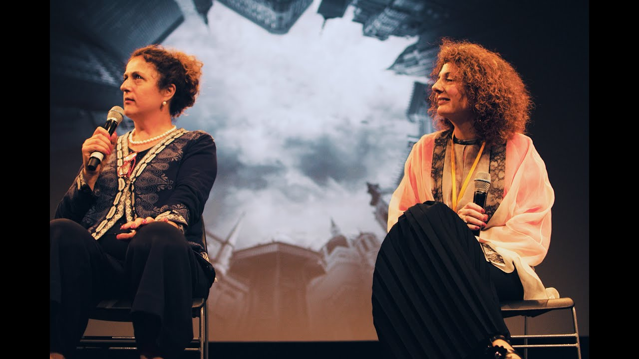 BHFF 2019   Q&A w Šima Čuljak & Draženka Draga Čuljak April 12th, 2019