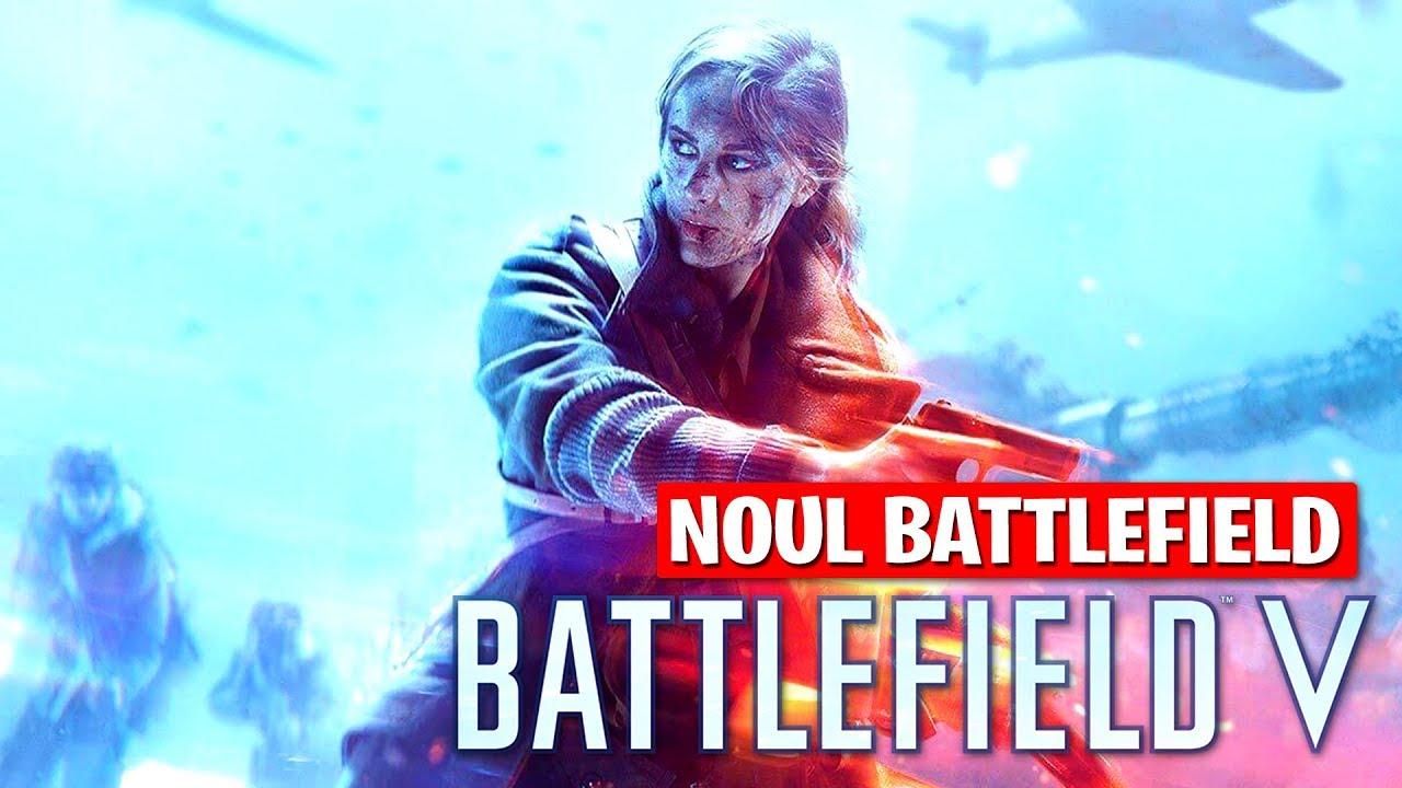 NOUL BATTLEFIELD 5 V ! Primele pareri