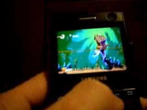 Samsung i600 Sega Emulator