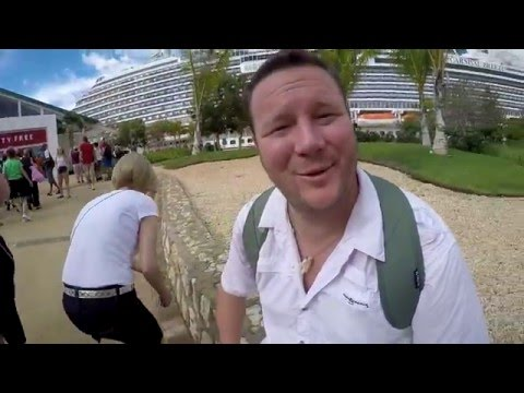Carnival Breeze - La Romana - Day 4