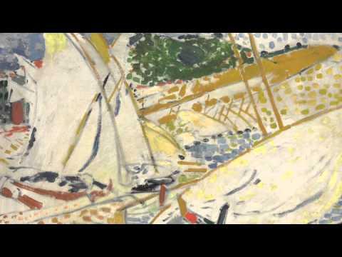 Video: Andre Derain, Voiliers à Collioure