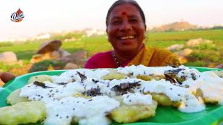 How to Make Perfect Sabudana Dahi Vada Recipe | Aloo Sabudana Tikki Recipe | Crispy Sago Patties