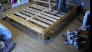 This Video Previously Contained A Copyrighted Audio Track. Due To A Claim By A Copyright Holder, The Audio Track Has Been Muted.     Algirdas The Builder Or When The Bed Collapses