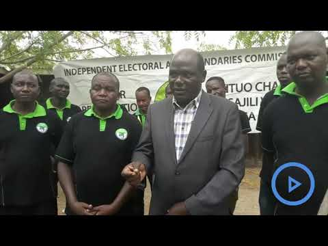 IEBC did it's work as expected in the August general elections - Chebukati