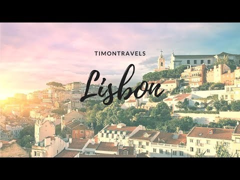 THE PERFECT DAY IN LISBON PORTUGAL HD | Markets, graffitis and beaches