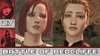 Dragon Age: Origins - The Battle of Redcliffe and Lady Isolde #27