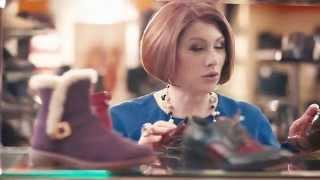Роза Сябитова рекомендует обувь