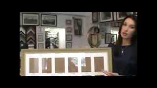 Оформление картин багетом от арт-галереи L'Deco(В современном интерьере, картины и постеры являются важной составляющей в создании эксклюзивного дизайна,..., 2013-12-02T07:58:21.000Z)