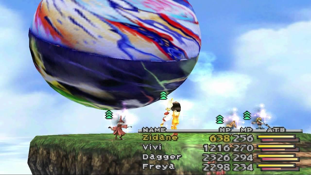 Final Fantasy 9 Walkthrough Part 85 Boss Ozma Ozmowned