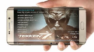 Tekken 7 New version 2017 How to Download Install in Android Full info. with GamePlay (Hindi/Urdu)