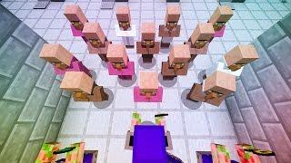 GEFANGEN UND ERSCHLAGEN! - Minecraft THE ESCAPIST [1]