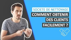 ECONETO - Obtenir des clients pour votre société de nettoyage facilement avec internet