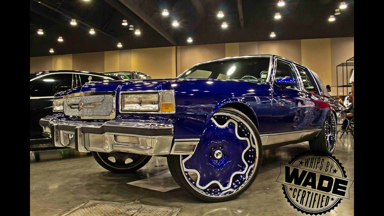"""Cars That Start With B >> SE Car Truck & Bike Show : Candy Burple Box Chevy on 26"""" Forgiatos by Extreme Wheels - YouTube"""