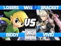 Gambar cover Smashadelphia 2 - Biddy Toon Link vs Vivid Corrin - SSB4 Losers - Smash Wii U