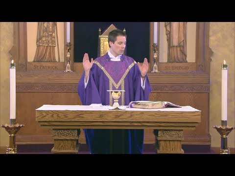 Catholic Mass: 3/13/19 | Wednesday of the First Week of Lent
