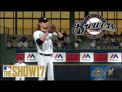 MLB The Show 17 Franchise - Milwaukee Brewers - Hader Turning Heads!